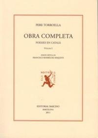 Barcino publica l?obra poètica completa i bilingüe de Pere Torroella, mestre d'amor del segle XV