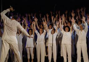 Concert solidari de Gospel Viu! a benefici d'Active Àfrica