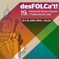 Arriba el 19è desFOLCa't! Festival de música popular i tradicional de Calaf