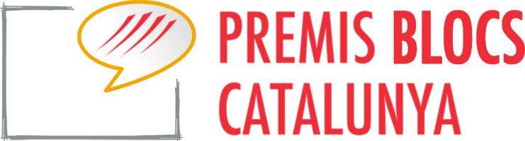 Publicats els 10 finalistes de cada categoria dels Premis Blocs Catalunya 2010