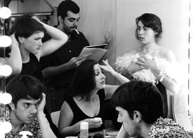El director i dramaturg Llàtzer Garcia estrena la seva darrera proposta al Temporada Alta