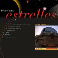 Sopars amb estrelles a l?observatori Fabra