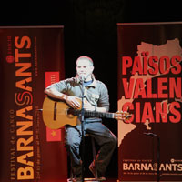 97 artistes prenen la paraula a la 15a edició del Festival de Cançó Barnasants