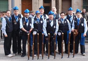Més de 40 colles de trabucaires participaran a la XXVIII Trobada Nacional