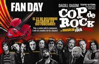 100 COPS DE ROCK, per Joan Lluís Bozzo, una funció única i irrepetible en la història del teatre i del rock català