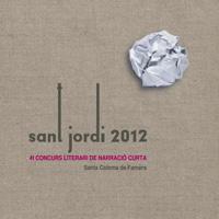 Lliurament de premis del Concurs Literari de narració curta Sant Jordi 2012