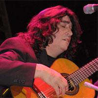 La guitarra de Luis Salinas omplirà la Sala Jamboree
