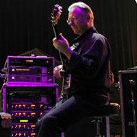 El guitarrista anglès Robert Fripp arriba a Barcelona