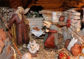 Per Nadal, pessebres