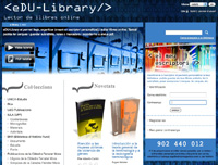 Neix eDU-Library, el nou portal de lectura en línia