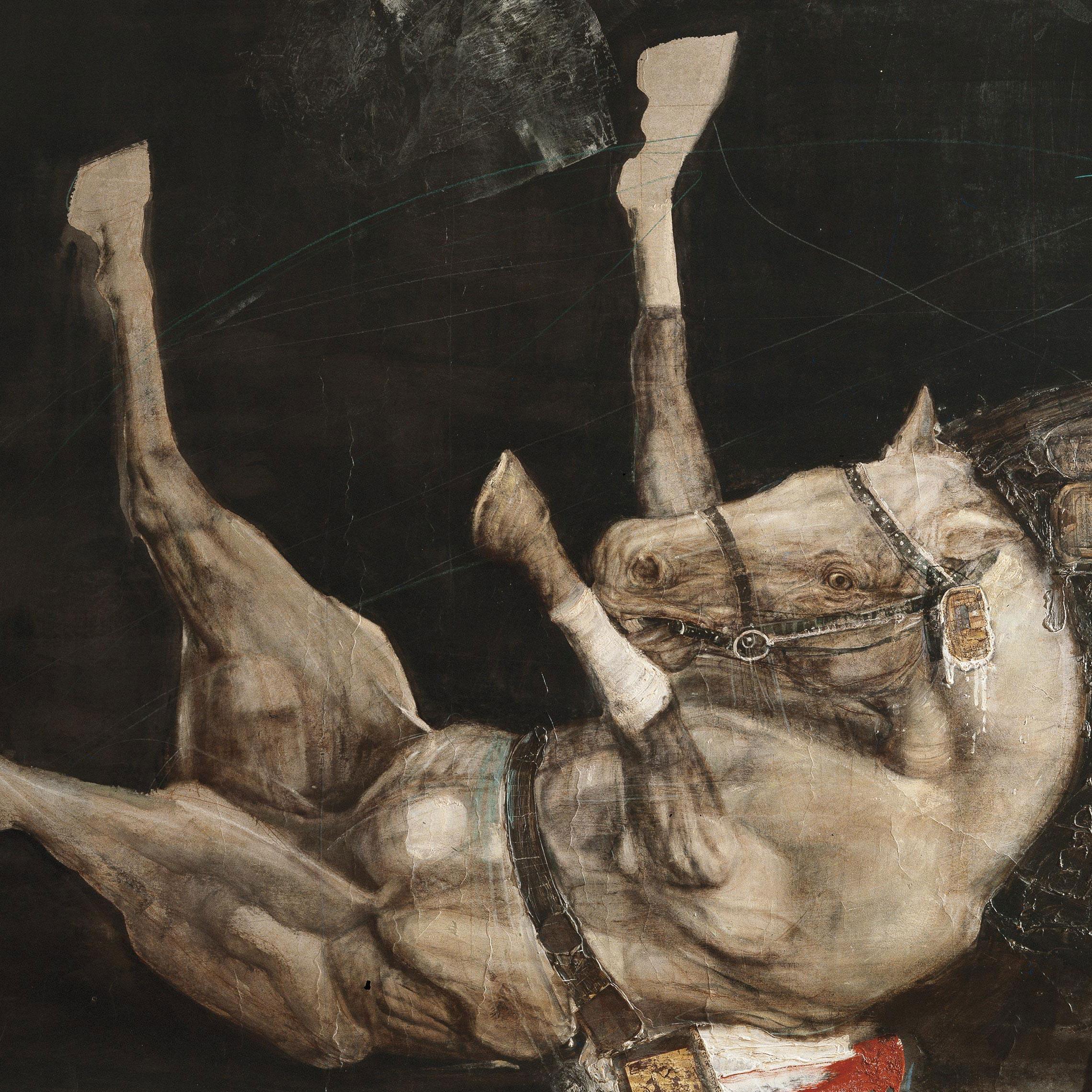 Mostra inèdita a Espanya sobre l'obra Mersad Berber