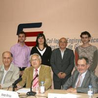 Eduard Punset i Josep Arnau, premiats en la tercera edició dels premis Manel Xifra i Boada