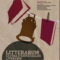 3a edició Litterarum, fira d?espectacles literaris