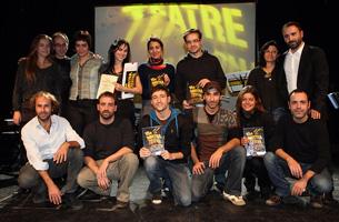 La quinzena mostra de teatre de Barcelona ja té guanyadors