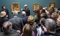 Els Impressionistes baten rècords a CaixaForum Barcelona