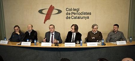 Manifest en defensa dels mitjans de comunicació social a Catalunya