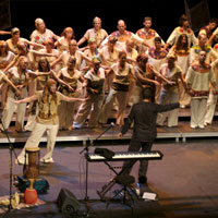Les arrels de la música africana al Palau de la Música