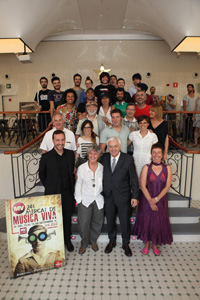 El Mercat de Música Viva de Vic presenta gairebé setanta propostes per descobrir