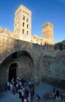 Cultura nocturna al monestir de Sant Pere de Rodes
