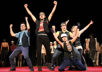 Operetta omple d?humor i música el Teatre Poliorama