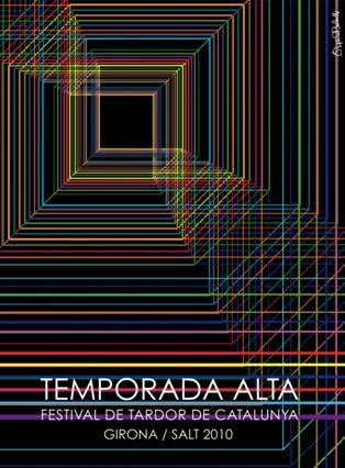 76 propostes escèniques a la programació de la XIX edició de Temporada Alta 2010 - Festival de Tardor de Catalunya