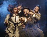 Abel Folk porta al teatre una de les comèdies més aplaudides arreu del món