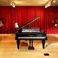 Els instruments del Museu de la Música sonen
