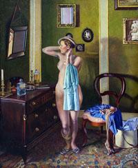 El MNAC adquireix la pintura de Feliu Elias 'El barret nou'