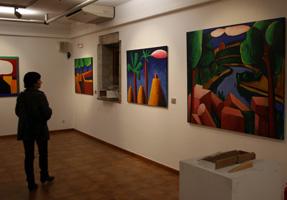 El Museu d?Art presenta l'exposició ?Comadira: 50 anys de pintura. Una antologia?