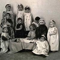 La Maternitat d?Elna, Bressol de l?exili