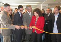 Inauguren el Centre de Visitants del Gironès