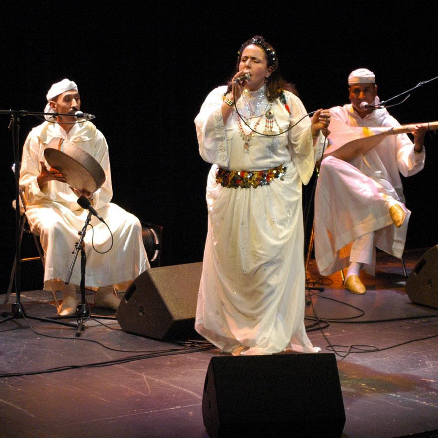 Música mediterrània religiosa i tradicional a Barcelona