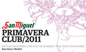 Noves incorporacions del festival San Miguel Primavera Club