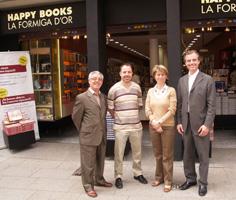 Happy Books-La Formiga d?Or celebra 125 anys apostant per créixer i esdevenir un centre d?oci