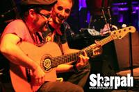 Sherpah presenta el seu nou disc el  dilluns dia 31 a la sala Stroika de Manresa
