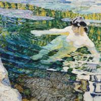 Una mostra de Franti?ek Kupka a la Fundació Miró