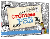 El dibuixant Andrés Palomino passa al paper el quart volum de 'Las crónicas PSN'