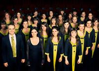 El Cor de Noies de l?Orfeó Català estrena una peça de Xavier Sans