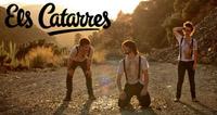 Sessions de personalització del nou disc d'Els Catarres