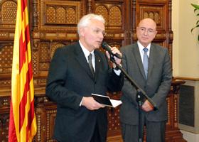 Es formalitza el traspàs de funcions de Cultura a la Generalitat