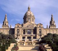 Avui es posa en marxa l?activitat 'El Palau Nacional. Arquitectura i memòria'