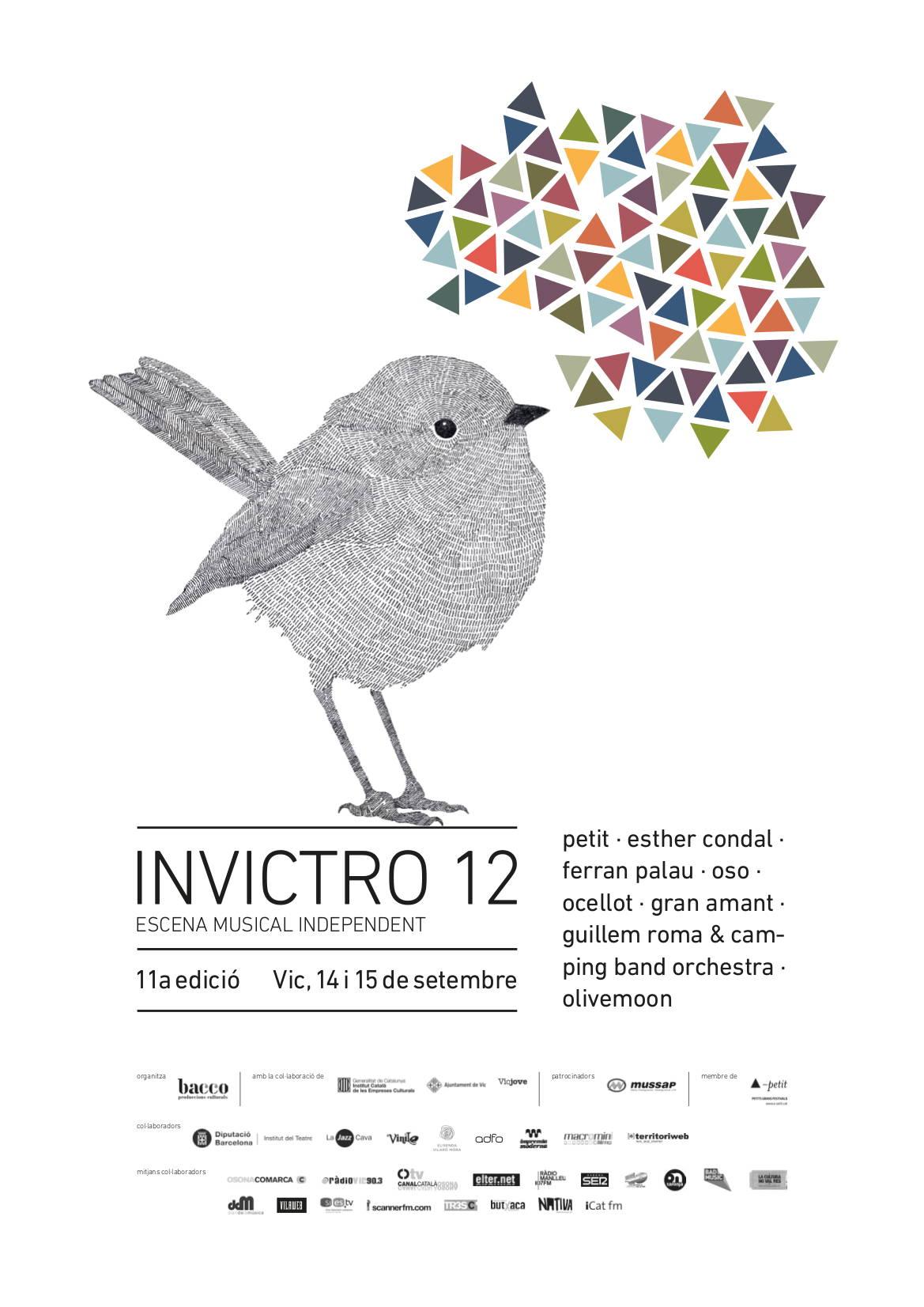 L'11a edició d?inVICtro aposta pels nous valors de l?escena musical de casa nostra