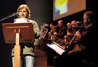 García Lorca i el jazz dels clubs novaiorquesos es donen a la mà a 'Nueva york en un poeta'