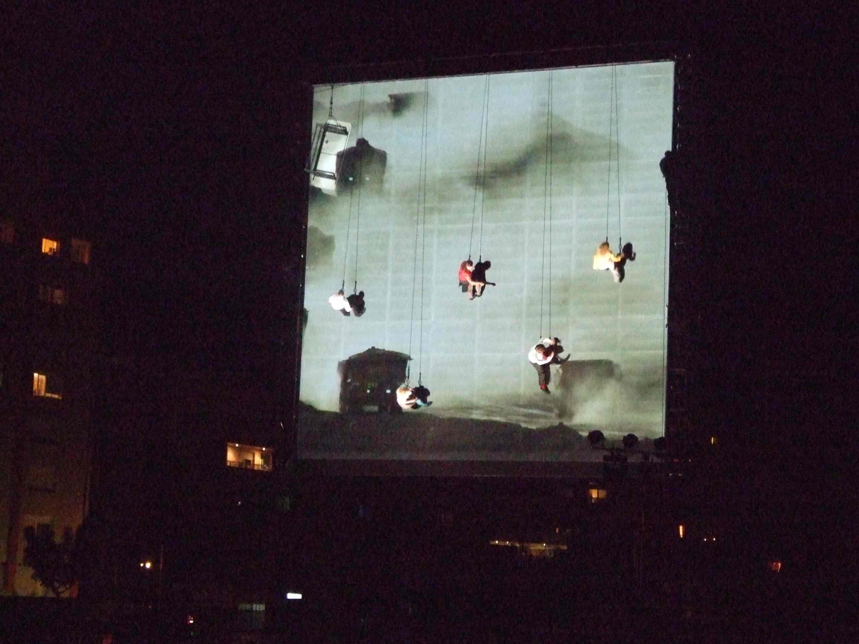 L?espectacle inaugural de Fira Tarrega congrega més de 6.000 persones