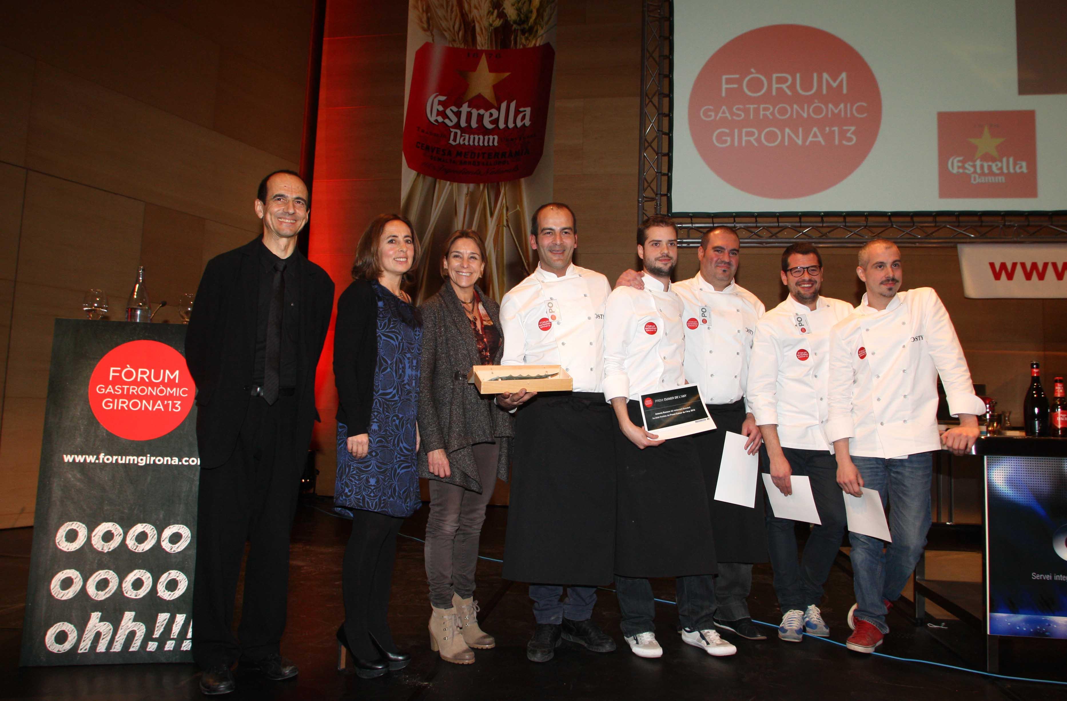 P Duran Fo?rum Gastrono?mic de Girona 2013. FOTO: PERE DURAN