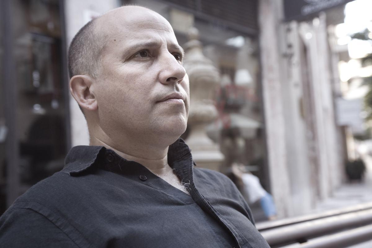 David Monteagudo. Autor el edificio
