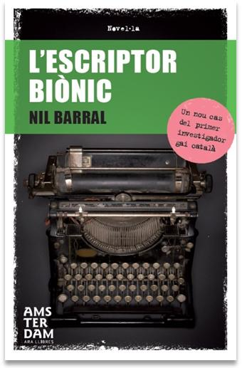 nil barral amsterdam l'escriptor bionic