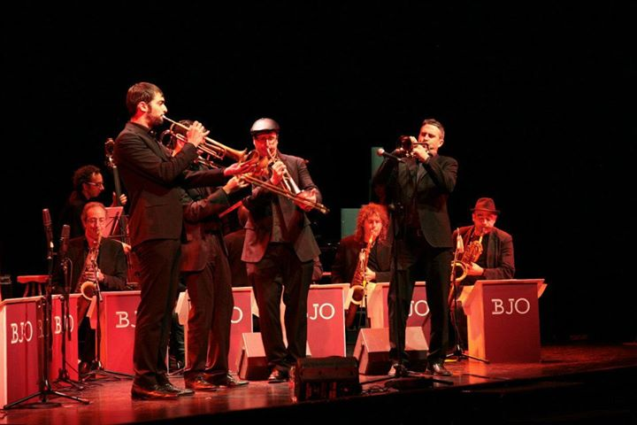 BJO barcelona jazz orquestra sies tv