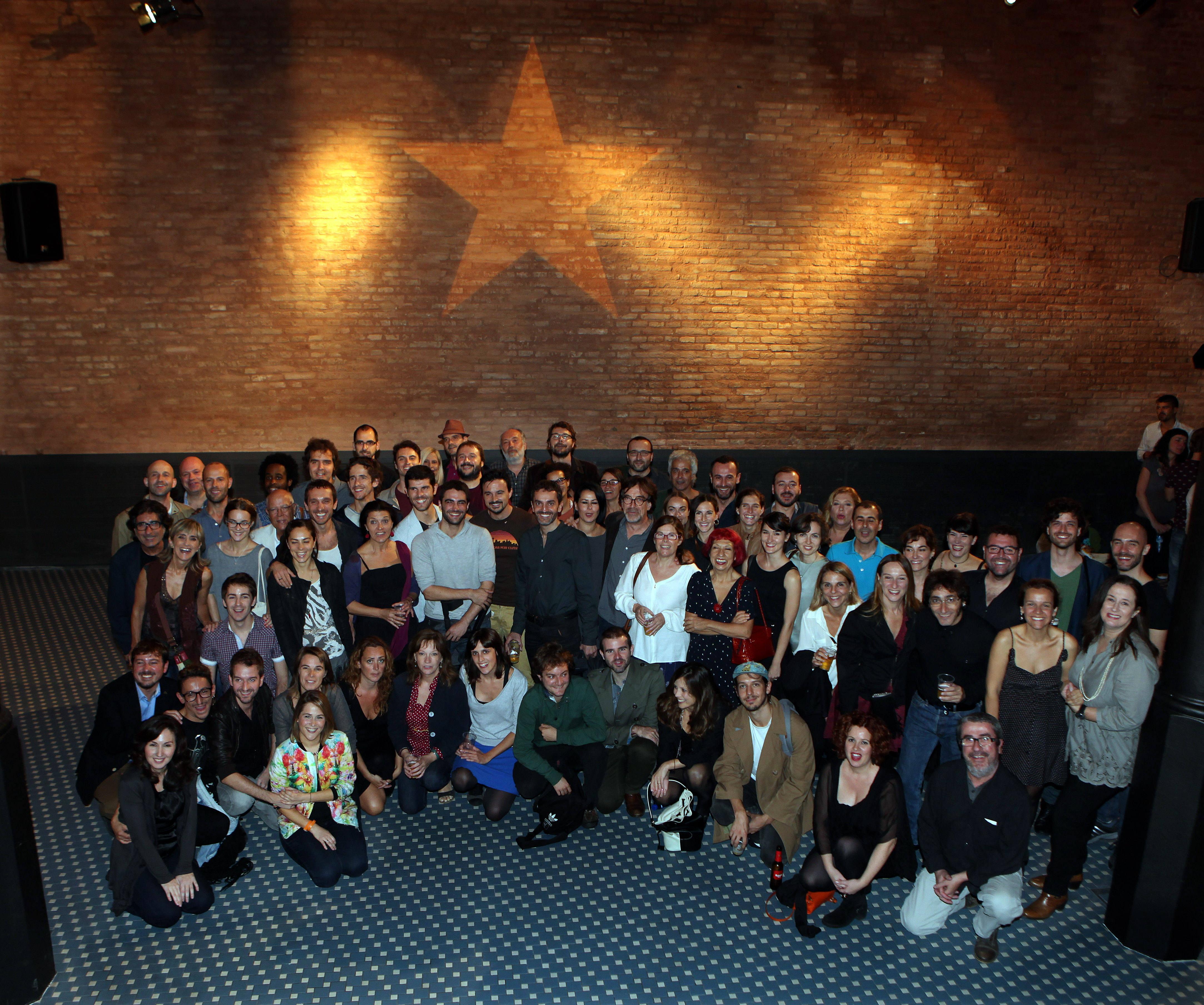presentaci? nominats butaca 2013