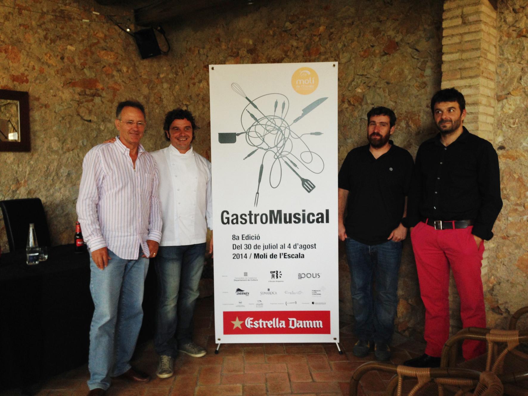 siestv-gastromusical
